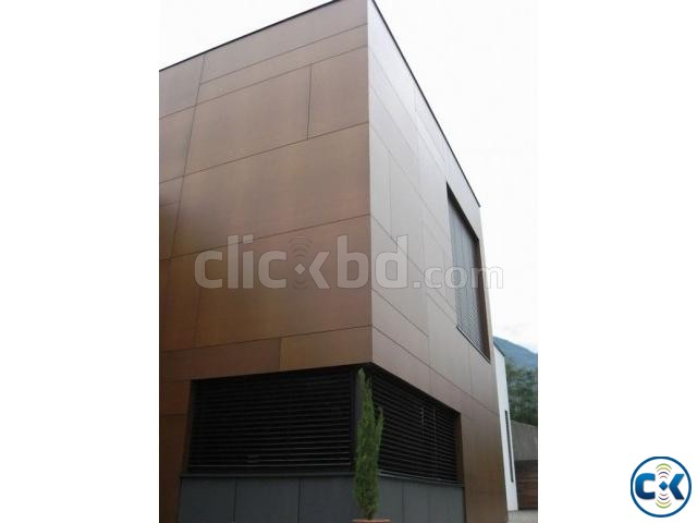 Aluminium composite panel fittings only | ClickBD large image 3