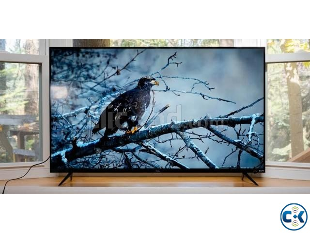 43 inch SAMSUNG TU8000 CRYSTAL UHD 4K VOICE CONTROL TV | ClickBD large image 0