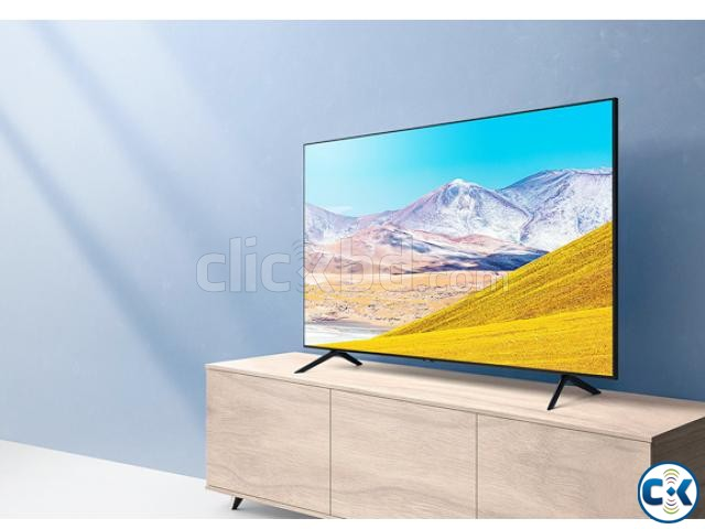 43 inch SAMSUNG TU8000 CRYSTAL UHD 4K VOICE CONTROL TV | ClickBD large image 4