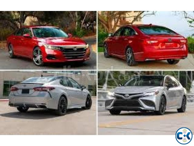Toyota Camry Hybrid 2021 | ClickBD large image 0