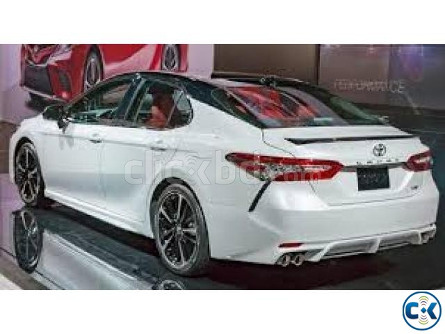 Toyota Camry Hybrid 2021 | ClickBD large image 2