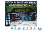 BLUETOOTH STEREO AMPLIFIER 150Watts