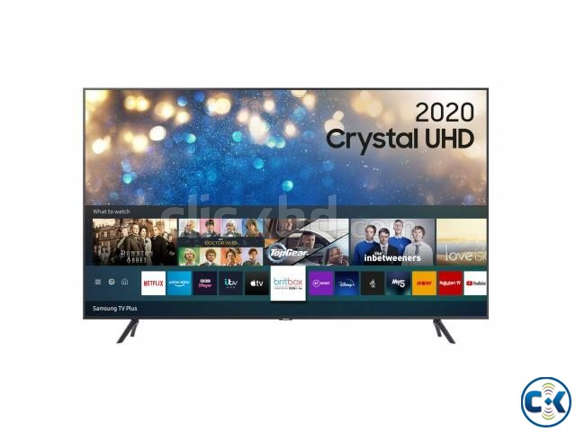 Samsung TU7100 43 Crystal UHD 4K Smart Android TV | ClickBD large image 0