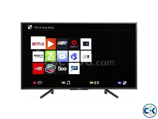 Sony Bravia W660G 43-Inch 1080p Full HD Smart LED TV | ClickBD large image 2