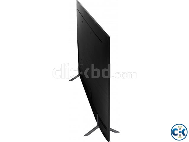 Samsung RU7100 Series 7 43 Flat 4K UHD Smart Android TV | ClickBD large image 2