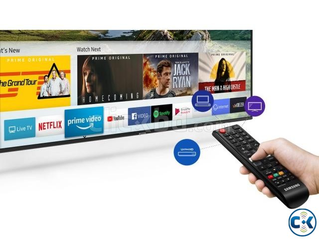 Samsung RU7100 Series 7 43 Flat 4K UHD Smart Android TV | ClickBD large image 3