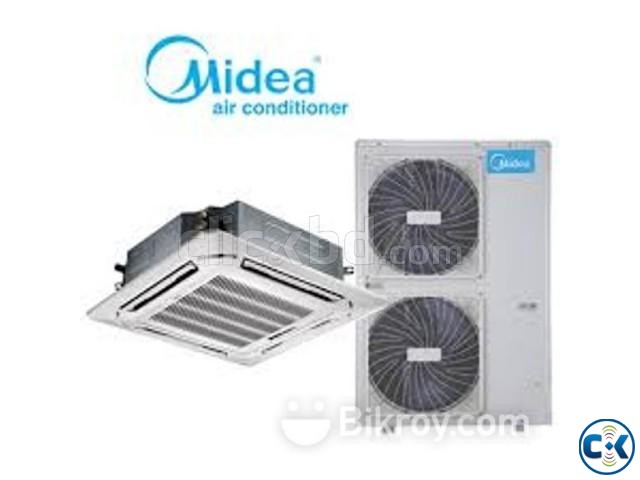 Midea Cassette Type 2.5 Ton MSM-24CRN1 Air Conditioner | ClickBD large image 0