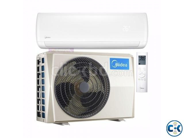Midea MSA-18CRNEEC 1.5 Ton High Speed Cooling Split AC | ClickBD large image 0