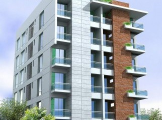 APARTMENT TO-LET AT BASHUNDHARA R A FROM JUNE 2011