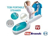 Telebrands Tobi Portable Travel Steam Iron