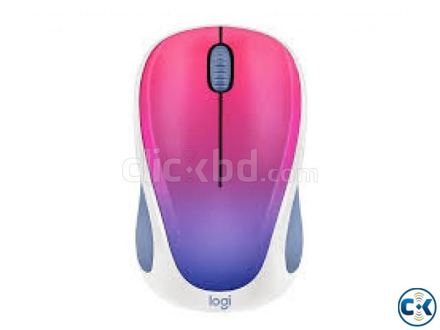 Logitec Design Collection wireless Mouse | ClickBD large image 1
