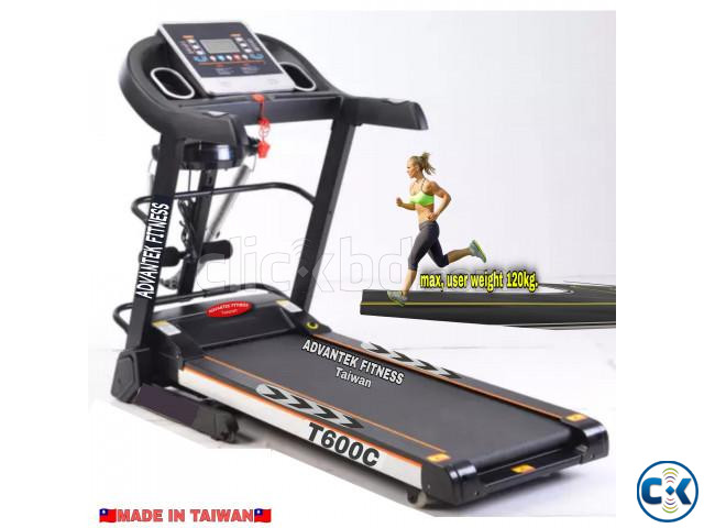 Motorized Treadmill Multi Function-4 in 1 2.0CHP  | ClickBD large image 0
