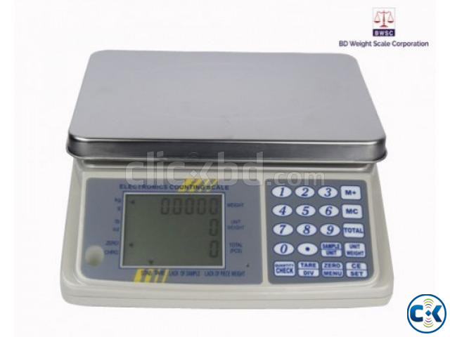 DS606C Counting Weight Scale 0.1g to 6 Kg | ClickBD large image 0