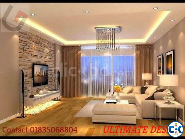 Home Interior Complete Project  | ClickBD large image 2