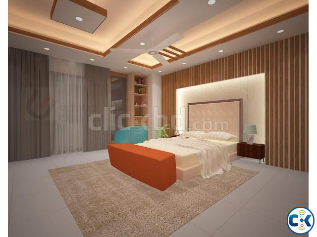 Interior Home Design Complete Project Done  | ClickBD large image 0