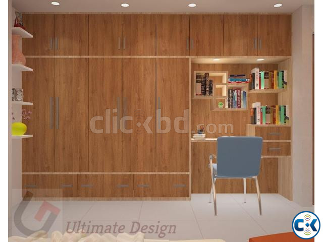 Interior Home Design Complete Project Done  | ClickBD large image 2