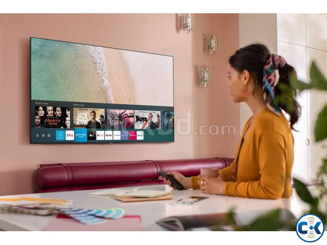 75 inch SAMSUNG Q70T VOICE CONTROL QLED 4K HDR TV | ClickBD large image 0