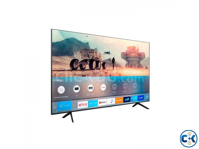 75 inch SAMSUNG Q70T VOICE CONTROL QLED 4K HDR TV | ClickBD large image 1