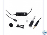 Boya BY-M1 Omnidirectional Lavalier Microphone Original