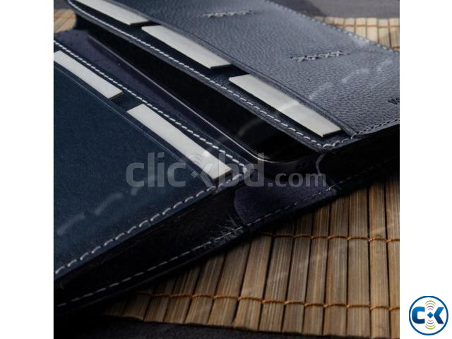 Long Wallet LW2 Yale Blue | ClickBD large image 1