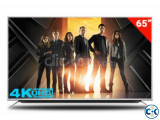 65 inch 4k Smart Android LED TV With Sound-bar