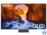 Samsung Q90R 65 4K Carbon Silver Finish Smart TV