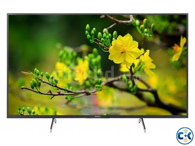 SONY BRAVIA 49 inch X7500H 4K ANDROID VOICE CONTROL TV | ClickBD large image 3