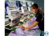 all kinds of print embroidery