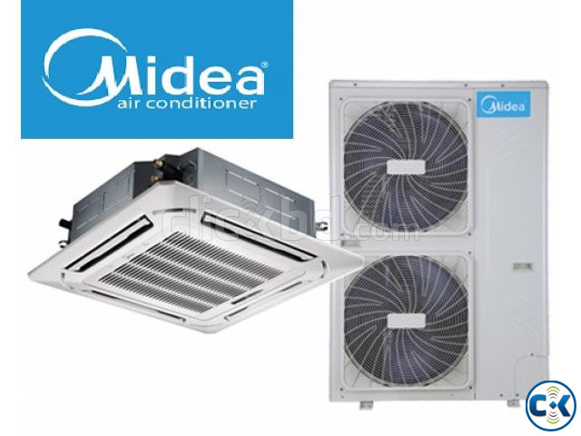 Midea 5.0 Ton MCA-60CRN1 Cassette Celling Type AC | ClickBD large image 0