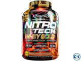 MuscleTech NitroTech Whey Gold Protein -5.5Lb in Bangladesh