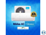 Midea 1.5 Ton Brand New Wall Mounted Type AC's