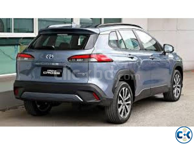 Toyota Corolla Cross 2021 | ClickBD large image 1