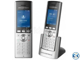 Grandstream WP820 Wi-Fi Cordless IP Phone