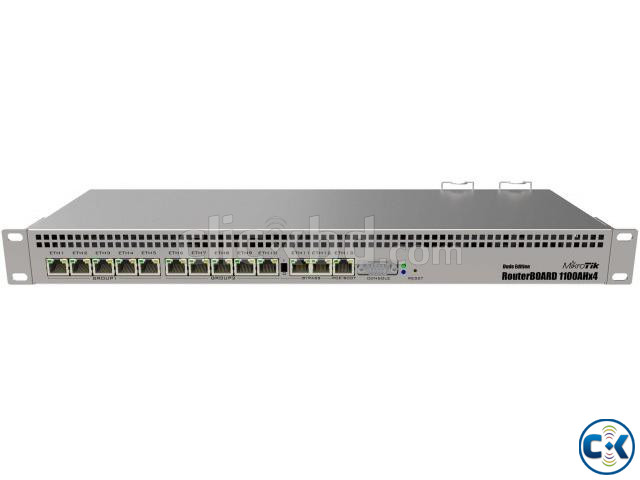 MikroTik RB1100AHX4 4-Core Wired Router | ClickBD large image 0