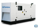 UK Generator Perkins 250KVA Brand New Price in Bangladesh