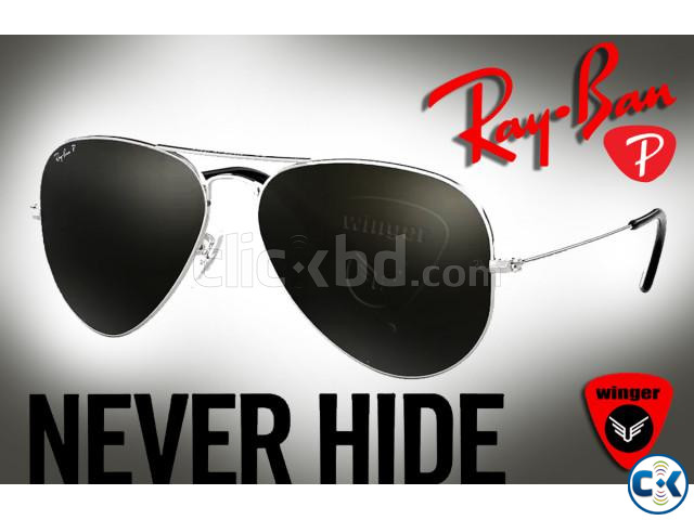 Ray-Ban Polarized Aviator J | ClickBD large image 2
