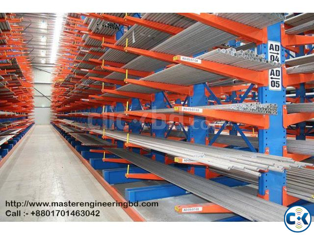 Warehouse Racking | ClickBD large image 1