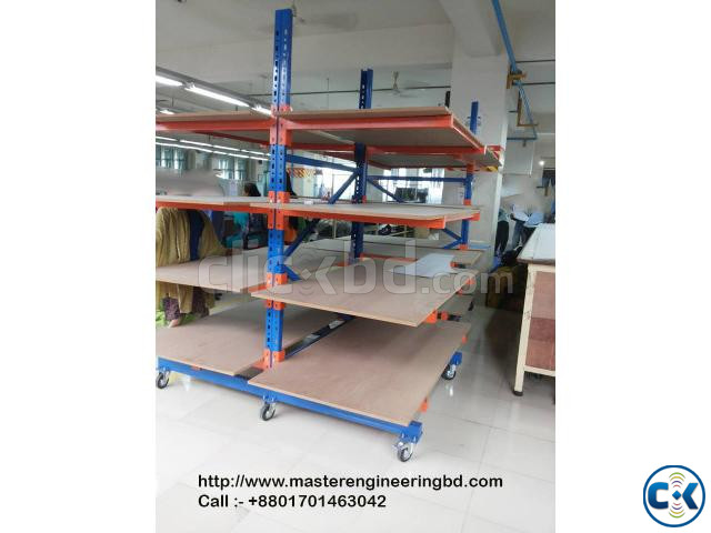 Warehouse Racking | ClickBD large image 3