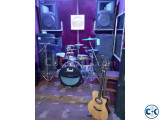 RECORDING STUDIO PRACTICE PAD MUSICAL SCHOOL SELL.
