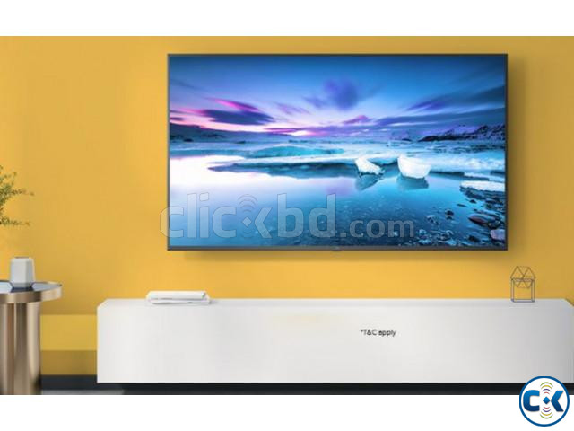 43 inch Mi 4S L43M5-5ARU ANDROID UHD 4K VOICE CONTROL TV | ClickBD large image 0
