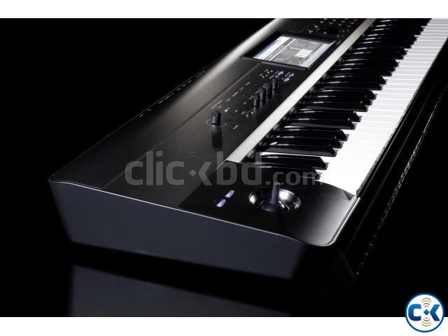 Brand New Intact KORG Krome-EX Touchscreen Workstation | ClickBD large image 3