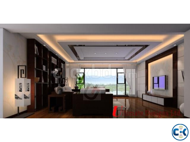 Modern Home Interior Complete Project  | ClickBD large image 1