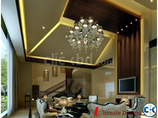 Modern Home Interior Complete Project  | ClickBD large image 2