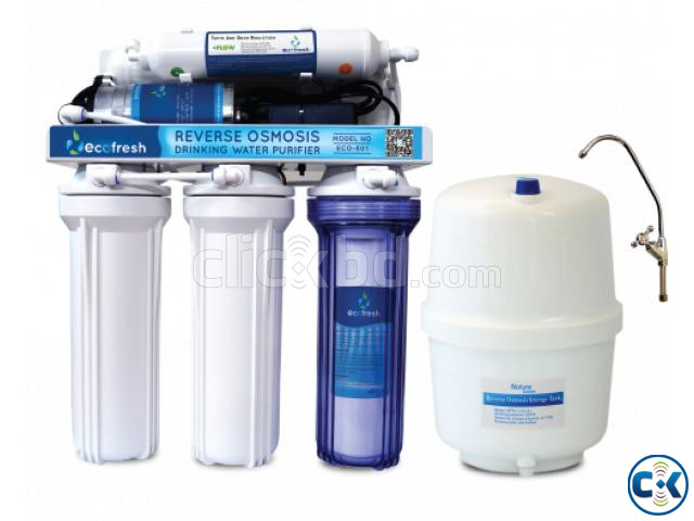 5 Stage Eco Fresh RO Water Purifier Filter | ClickBD large image 0