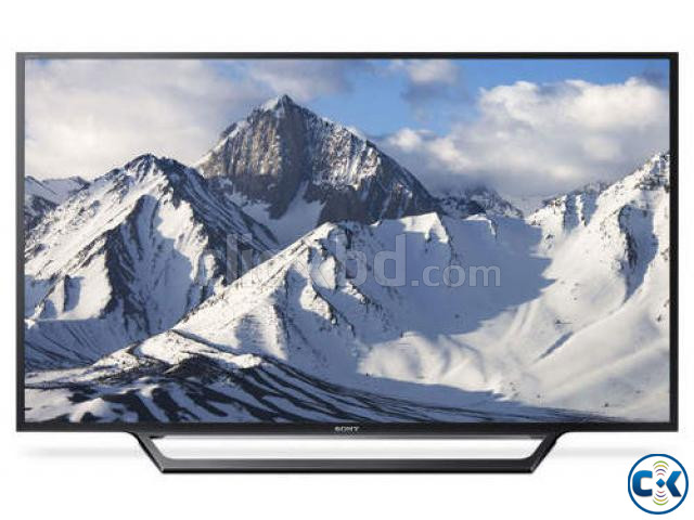 Sony Bravia W650D Full HD 48 WiFi Smart LED Television | ClickBD large image 0