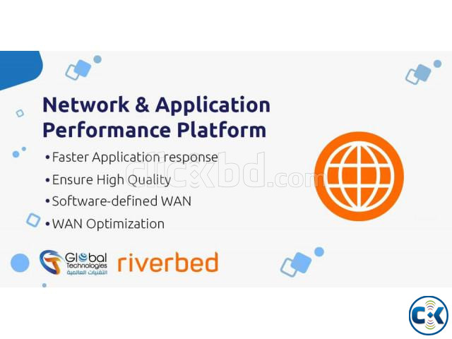 Riverbed SteelHead CX3070 Application Accelerator M Licens | ClickBD large image 1