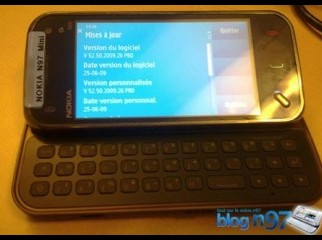Nokia N97 mini almost new_only 3 month used
