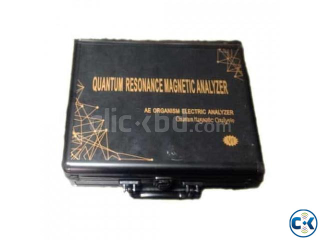 Quantum Resonance Magnetic Analyzer 6th Generation | ClickBD large image 0
