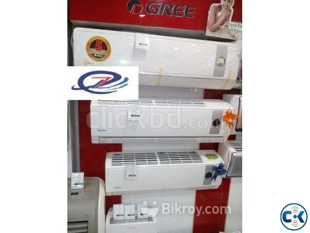 GSH-18FV 1.5 Ton Split Air Conditioner Product Warranty 5yrs | ClickBD large image 0