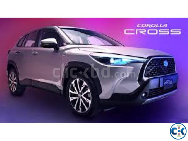 Toyota corolla Cross 2021 | ClickBD large image 0
